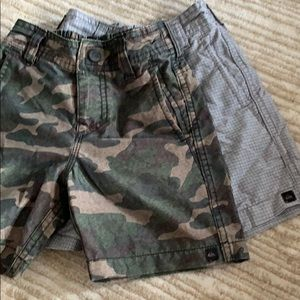 Quiksilver Lot 2T Shorts!
